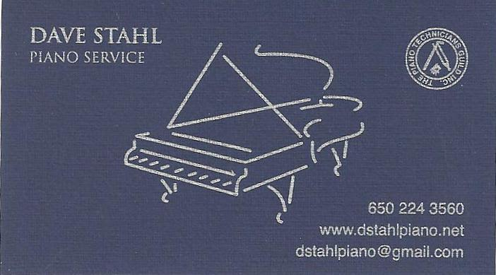 Dave Stahl Piano Service